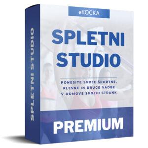 Spletni studio PREMIUM